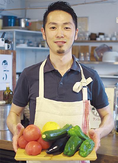 「熊本の生産物食べて支援を」