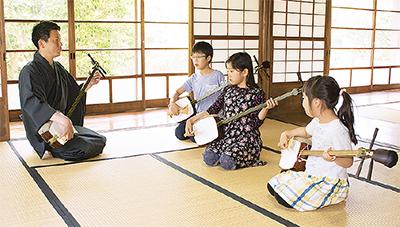 伝統文化が学べる学童保育
