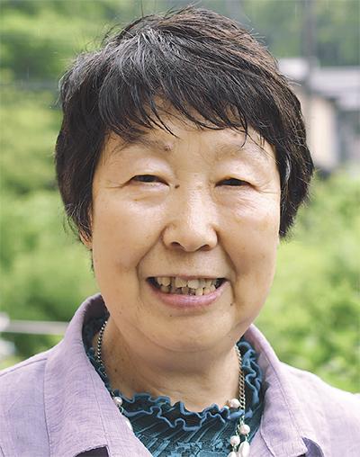 本橋 涼子さん