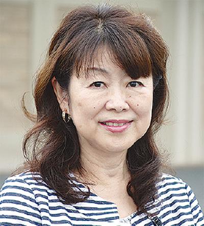 浜田 淑子会長