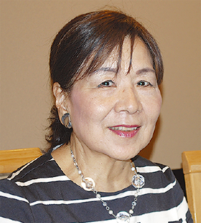 小沢 初江 会長
