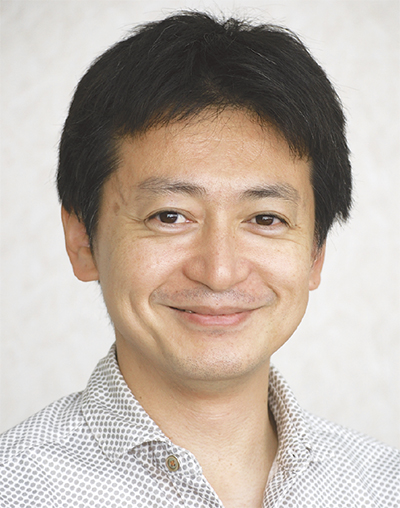 山井 綱雄さん