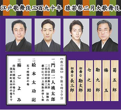 歌舞伎座で話題の歌舞伎鑑賞