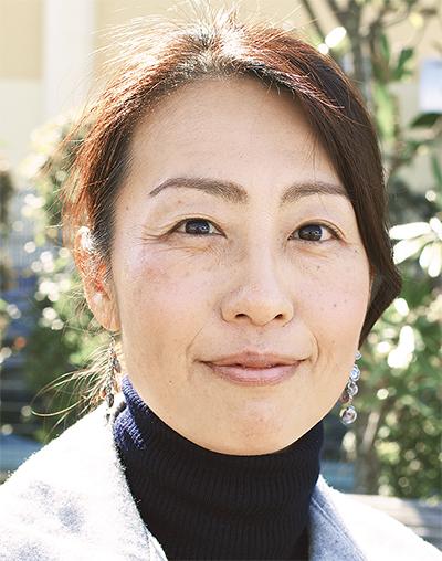 水澤 麻美さん