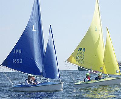 ヨット体験ボラを募集