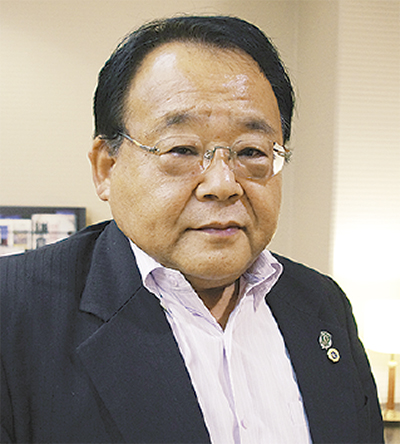 竹内 章悟 会長