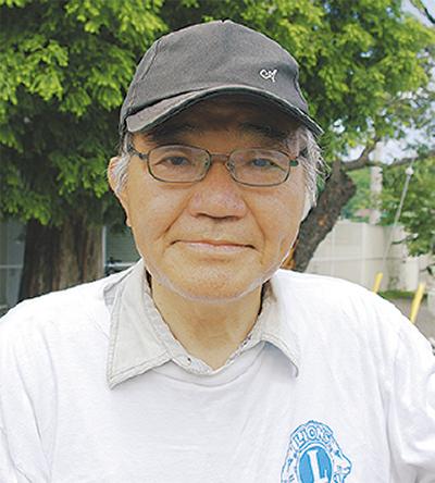 石井 満 会長