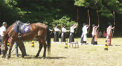 「馬のいる街」目指しイベント