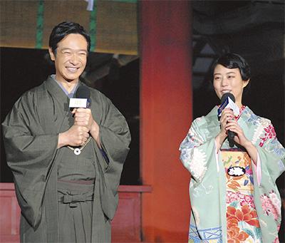 『鎌倉ものがたり』明日公開