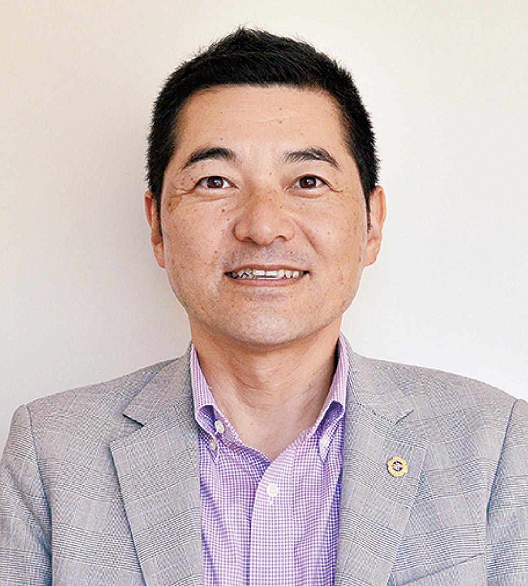 池田 誠吾 会長