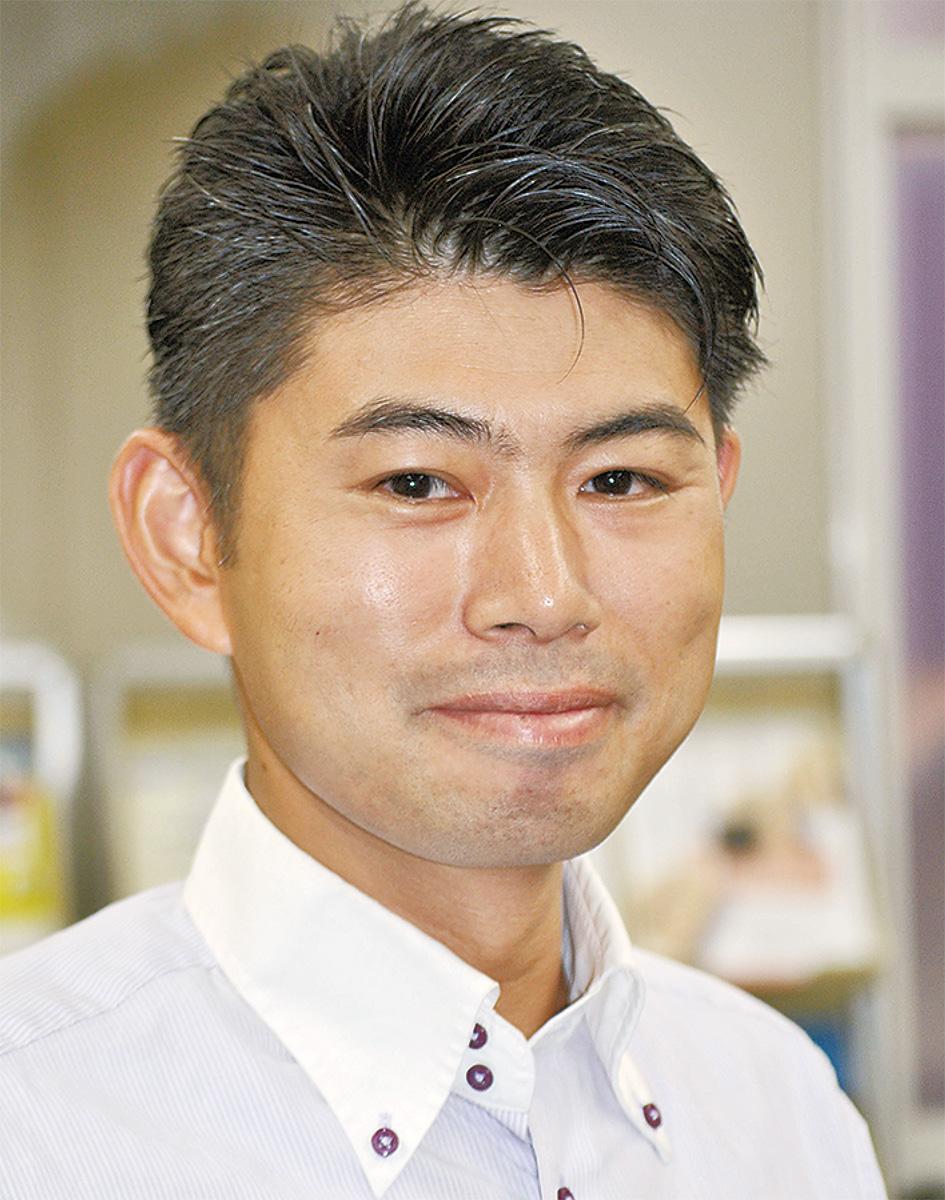 津田 康有さん