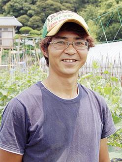 「農業者が出来ることを考えました」(三橋さん)