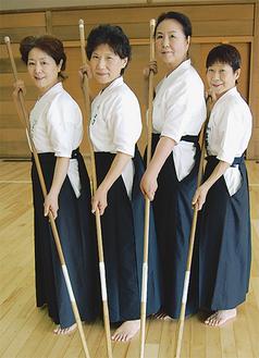 豊田さん、山田さん、小寺さん、富居さん(左から)