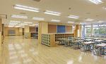 教室に設けられたオープンスペース
