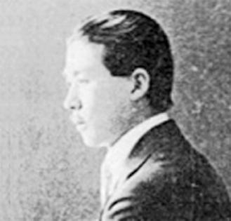 山田耕筰1918年頃