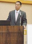 利根川さんの講演も行われた