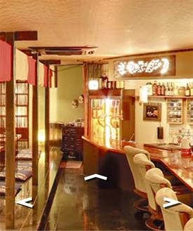 小田原の居酒屋(うらめし屋  平じ)での導入事例撮影したデータは、自社ホームページでの利用も可能