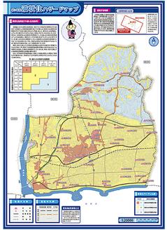 土地条件とPL値を組み合わせて表示