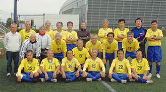 4度目の出場となる茅ヶ崎FCえぼし