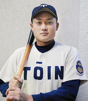 「自分の一打で試合を決めたい」と福井選手