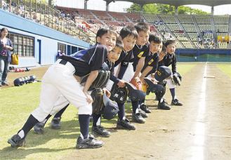 野球を通した学びの場に