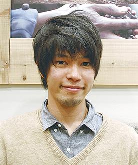 茅ケ崎高校から音楽の専門学校に進学した三井さん。「大先輩方と同じ土俵に立ちたいですし、いつか茅ヶ崎でもライブをしてみたいです」