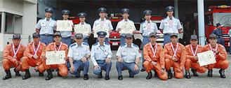12人の隊員が関東へ