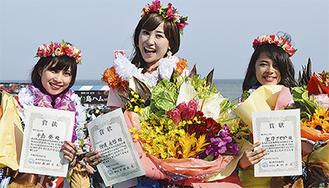 「湘南ガール」には冠番組など活躍の場が用意される(写真は昨年)