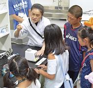 県衛生研究所が公開