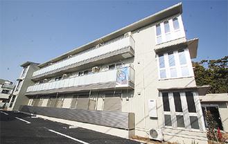 3階建・15世帯の新築アパート
