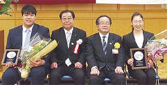 小川さん(左)と小俣さん(右)