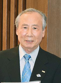 田中賢三理事長
