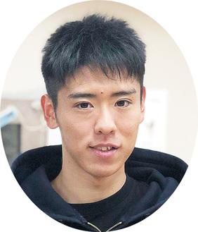 鈴木大海選手