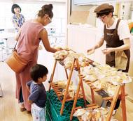 「海辺のパン屋さん」開店