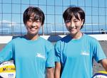 濱崎さん(左)と天野さん
