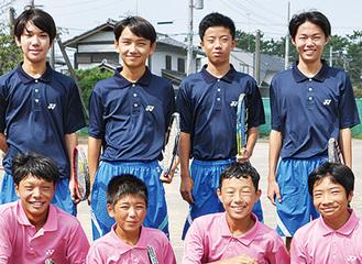 浜須賀中のメンバー