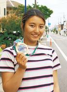 松田詩野さん、東京五輪へ