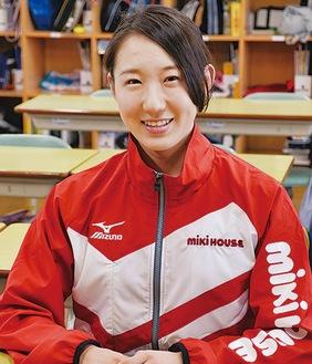 講師の小俣さん