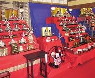 ひな祭り雛人形展