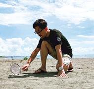 海洋ゴミでアクセサリー