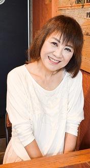 アナウンサーの山口美穂さん