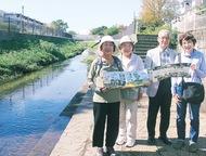 「駒寄川散策」が完成