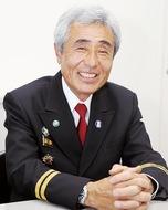 市消防団長に市川隆雄さん