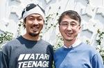 谷口さん(左)と大森さん