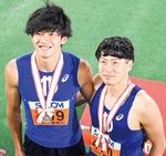 津藤さん(左)と小林さん