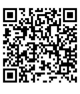 申し込み先二次元コード