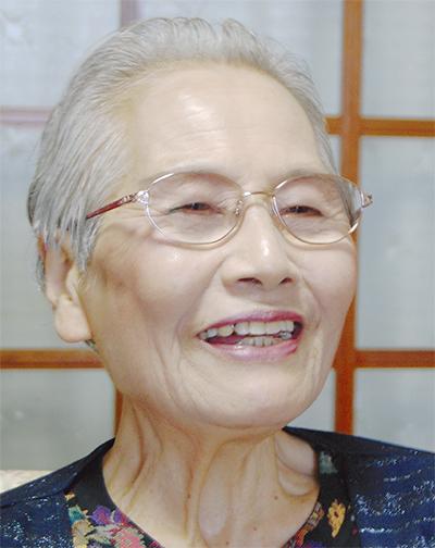 齊藤 富美子(ふみこ)さん