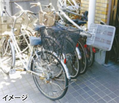 放置自転車引き取り有料化