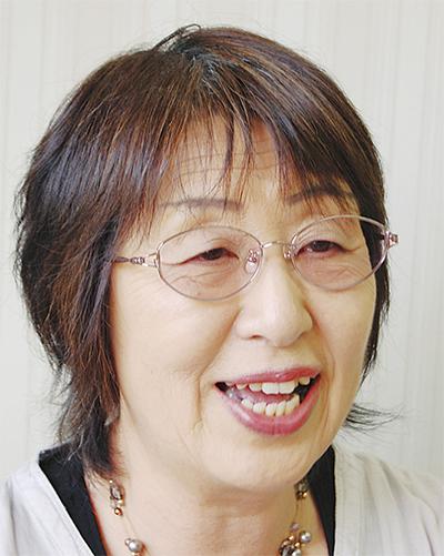 島村淑子(よしこ)さん