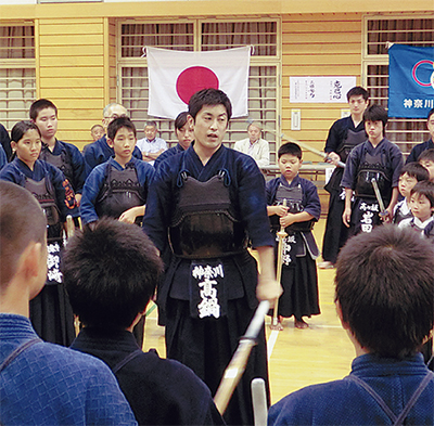 日本一の剣技学ぶ